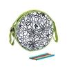 Набор для раскрашивания «Я дизайнер» - Сумка круглая