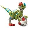 "Конструктор BLOCO  Динозавр ""Овираптор"""