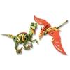 """Конструктор BLOCO Динозавры: """"Велоцераптор и Птерозавр"""""""