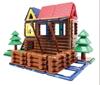 """Магнитный конструктор """"Magformers Log House Set"""""""