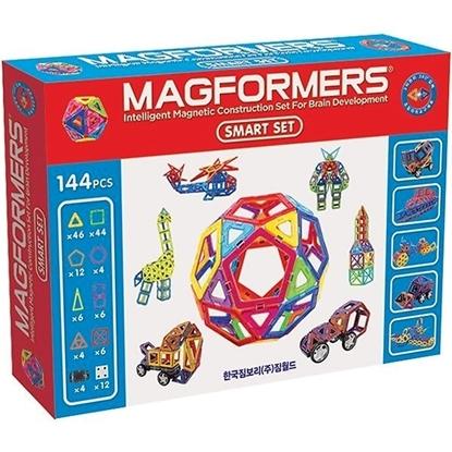"""Магнитный конструктор """"Magformers Smart Set"""""""