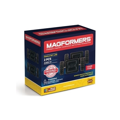 "Набор колес ""Magformers Click Wheel 2 Set"""