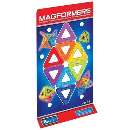 Магнитный конструктор Magformers 8