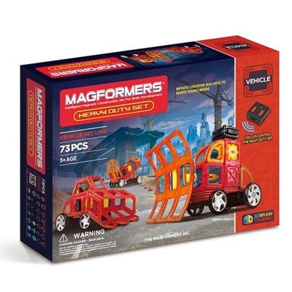Магнитный конструктор Magformers Heavy Duty set (73 дет)