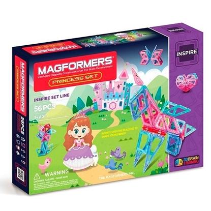 Магнитный конструктор Magformers Princess Set (56 дет)