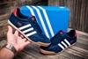 Мужские кроссовки Adidas DRAGON, тёмно-синий/белый