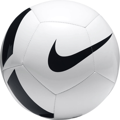 Футбольный мяч Nike Pitch Team Training Football White