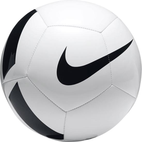 Футбольный мяч Nike Pitch Team Training Football White