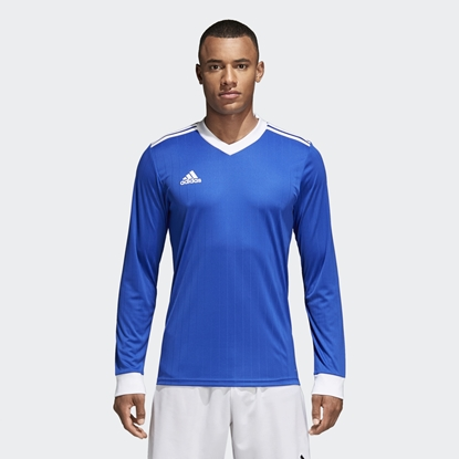 Футболка Adidas Tabela 18, длинный рукав, ClimaLite