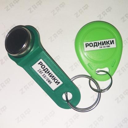 """Мастер-ключи для МКРН """"РОДНИКИ"""", Новосибирск"""