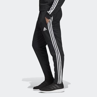 Мужские спортивные штаны Adidas Tiro 19, чёрный/белый