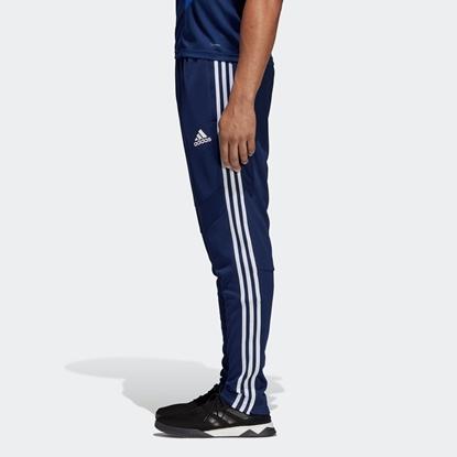 Мужские спортивные штаны Adidas Tiro 19, тёмно-синий/белый