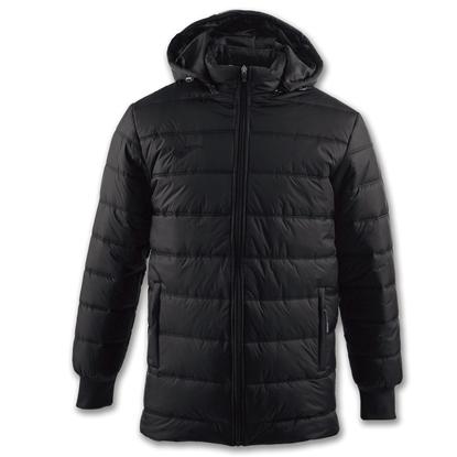 Куртка утепленная JOMA Urban, чёрный