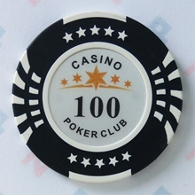Picture of Фишки для покера CASINO, 14 г, номинал 100