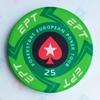 Керамические фишки EPT — PokerStars European Poker Tour