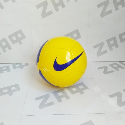 Футбольный мяч Nike Pitch Team Training Football Yellow