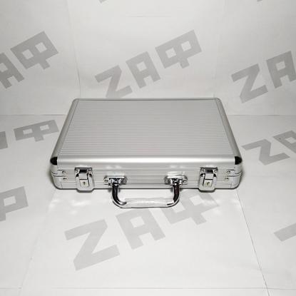 Кейс для покера на 200 фишек, алюминиевый
