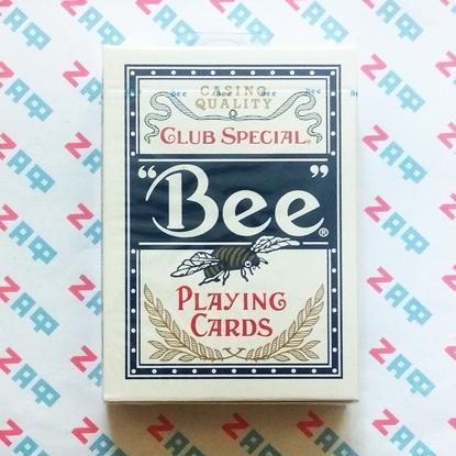 Игральные карты Bee Special Club (Standard), покерные, стандартный индекс