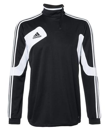 ужской джемпер Adidas Condivo 12 Training Top, чёрный/белый