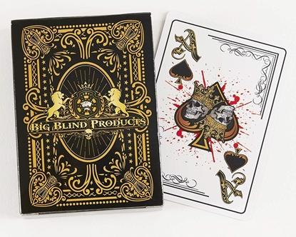 100% пластиковые игральные карты BBP, покерный размер
