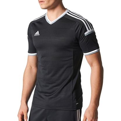 Мужская футболка Adidas Condivo 14 Mens — Black