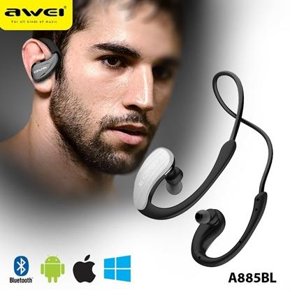 Беспроводные Bluetooth наушники Awei A885BL