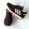 Мужские кроссовки Adidas Brown Beige, коричневый/бежевый