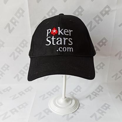 Кепка (бейсболка) PokerStars.com