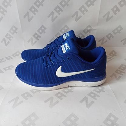 Мужские кроссовки NIKE Zoom Allout Sapphire Blue & White, синий/белый