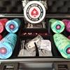 Эксклюзивный покер-набор 300 керамических фишек EPT PokerStars European Poker Tour купить в Москве Новосибирске Омске Екб Екатеринбурге Питере СПБ