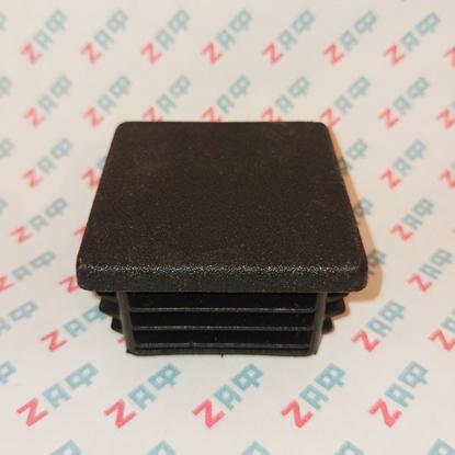 Заглушка 60*60 мм КВАДРАТ, внутренняя (жаберная)