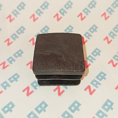 Заглушка 30*30 мм КВАДРАТ, внутренняя (жаберная)