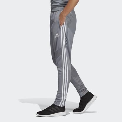 Мужские спортивные штаны Adidas Tiro 19, серый/белый