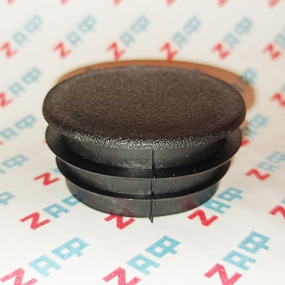 Заглушка для круглой трубы D-60 мм, внутренняя (жаберная)