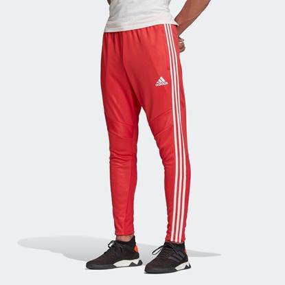 Мужские спортивные штаны Adidas Tiro 19 Training Pants, Glory Red / White