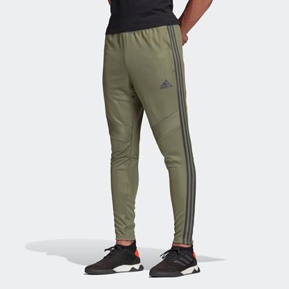 Мужские спортивные штаны Adidas Tiro 19 Training Pants, Legacy Green / Grey
