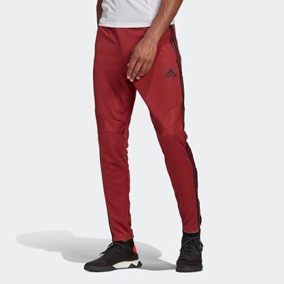 Мужские спортивные штаны Adidas Tiro 19 Training Pants, Legacy Red / Black