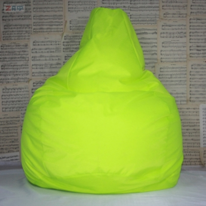 Picture of Кресло-мешок STANDARD Neon Light Green, 130*95 см, яркий салатовый