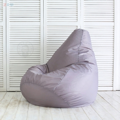 Picture of Кресло-мешок STANDARD Grey, 130*95 см, серый