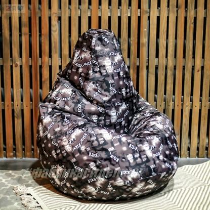 Picture of Кресло-мешок STANDARD Rock, 130*95 см, рок