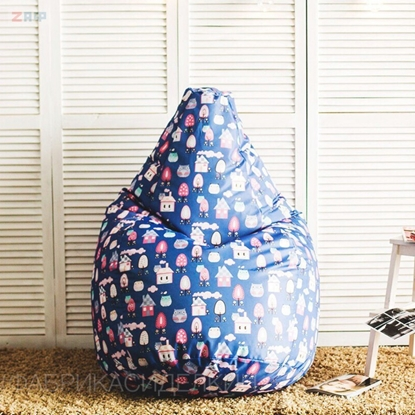 Picture of Кресло-мешок STANDARD Fairy Tale, 130*95 см, сказка