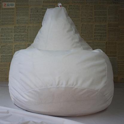 Picture of Кресло-мешок STANDARD Snow White, 130*95 см, белоснежный