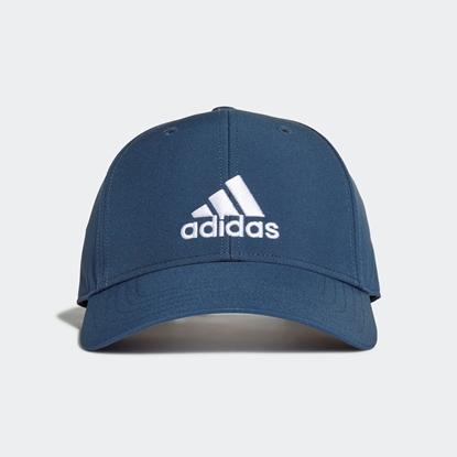 Бейсболка Adidas EMBROIDERED Crew Navy / Crew Navy / White