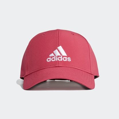 Бейсболка Adidas EMBROIDERED Wild Pink / Wild Pink / White