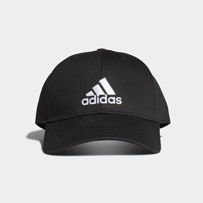 Бейсболка Adidas BASEBALL Black / Black / White