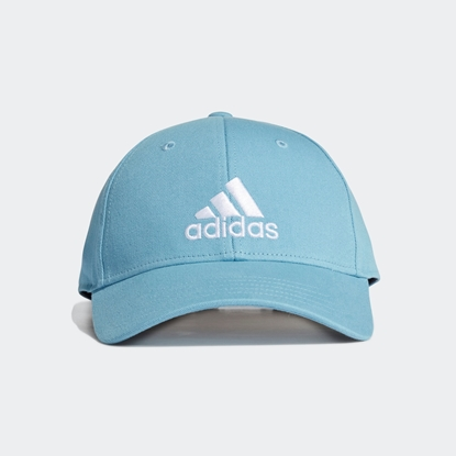 Бейсболка Adidas BASEBALL Hazy Blue / Hazy Blue / White