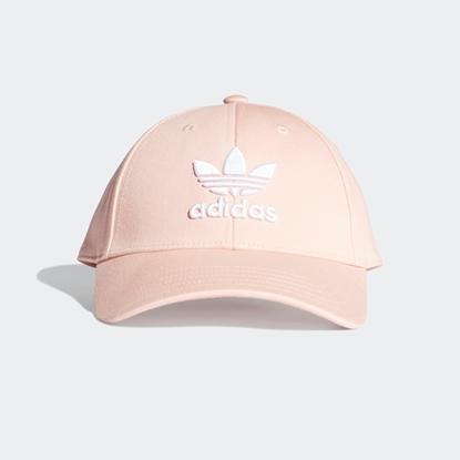 Бейсболка Adidas TREFOIL Vapour Pink / White