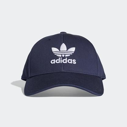Бейсболка Adidas TREFOIL Collegiate Navy / White
