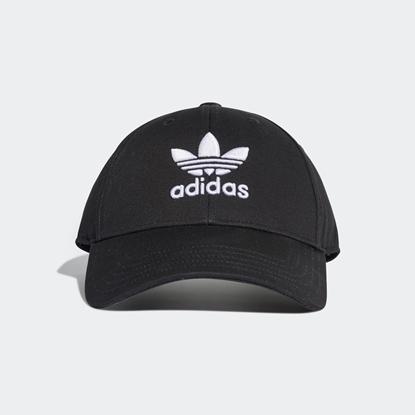 Бейсболка Adidas TREFOIL Black / White