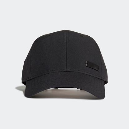 Бейсболка Adidas METAL BADGE Grey / Black / Black